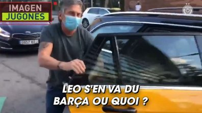 "VIDEO - ""C'est difficile..."" : le père de Messi fait le point"