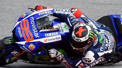 MotoGP 2015 - Essais de Sepang J2 : Lorenzo s'illustre aux avant-postes