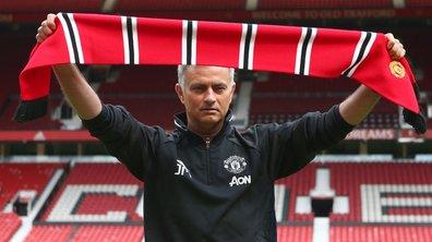Insolite : quand Mourinho et Conte s'échangent des mots doux