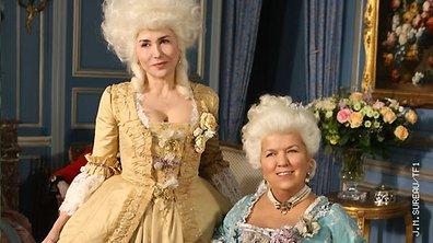 """Liane Foly aux côtés de Mimie Mathy dans Joséphine Ange Gardien """"Marie-Antoinette"""