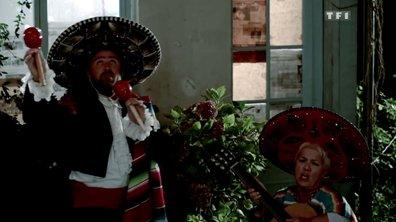 Joséphine en mariachi : du délire !