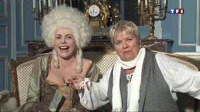 Avez-vous reconnu la star aux côtés de Joséphine, ange-gardien ?
