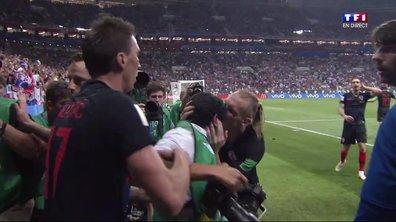 Finale de la Coupe du monde : ce sera France-Croatie !