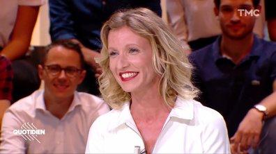 Le jour où François Hollande a cuisiné pour Alexandra Lamy