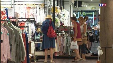 Canicule : à Dijon, les habitants partent en quête de fraîcheur