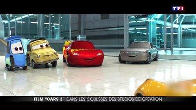 CARS 3 : dans les coulisses des studios Pixar