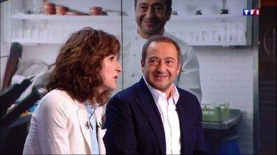 """Cinéma : pour la sortie de """"Marie Francine"""", Valérie Lemercier et Patrick Timsit sont les invités du 20h"""