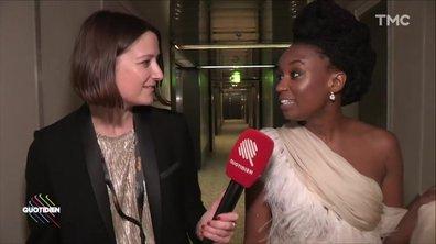"Le journal de Cannes : rencontre avec Wanuri Kahiu, réalisatrice de ""Rafiki"""