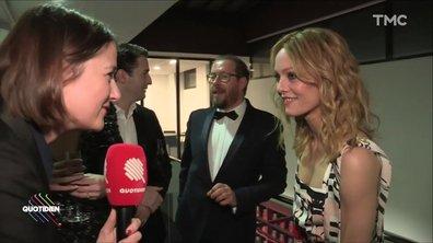 Le journal de Cannes : rencontre avec Vanessa Paradis