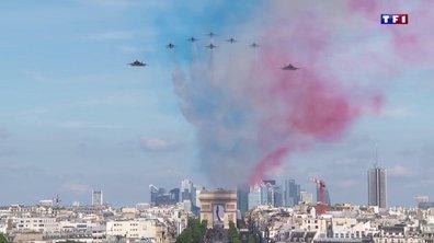 Défilé du 14 juillet : les grands moments de la cérémonie