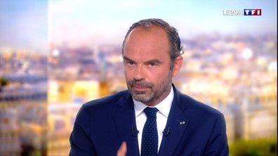 Edouard Philippe salue l'arrivée de François de Rugy au gouvernement