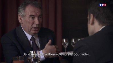 """EXTRAIT - Documentaire : """"Emmanuel Macron, les Coulisses d'une victoire"""""""