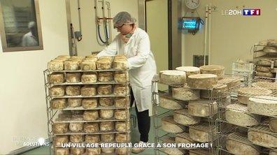 La France des solutions : un village repeuplé grâce à son fromage !
