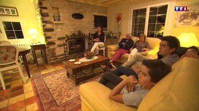 Gironde : vu du salon, l'interview d'Emmanuel Macron perçue différemment par cette famille