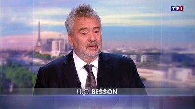 """Luc Besson : """"aucun de mes films n'a marché aux Etats-Unis"""""""