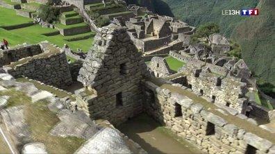 Le Machu Picchu, l'une des sept merveilles du monde