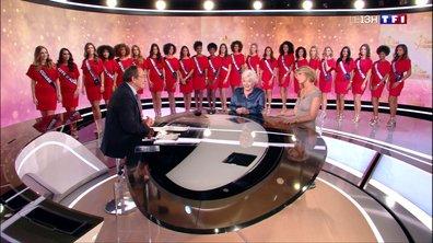 Miss France 2019 : l'aventure commence pour les 30 candidates