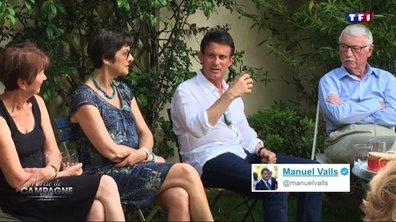 Partie de campagne, épisode 37 : la campagne discrète de Manuel Valls