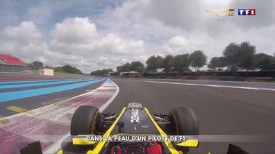 Dans la peau d'un pilote de Formule 1