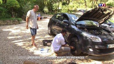 Comment préparer sa voiture avant les vacances ?