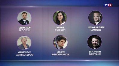 Remaniement : découvrez le portrait des nouveaux ministres