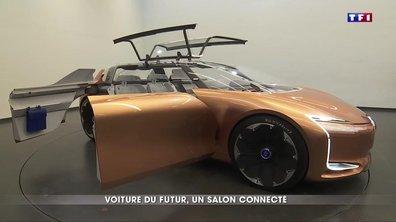 La Symbioz : comment Renault envisage la voiture du futur