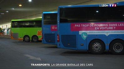 Transports : la grande bataille des cars