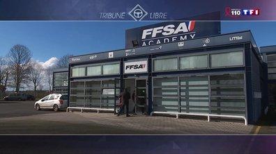 Tribune libre : en immersion à la FFSA Academy !