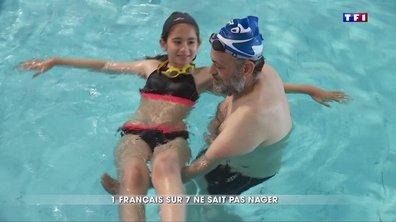 Un Français sur sept ne sait pas nager