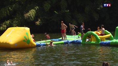 Vacances d'été : venez vous rafraîchir à la baignade Laguépie !