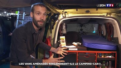Les vans aménagés ringardisent-ils le camping-car ?