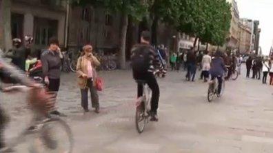 Environnement : la journée sans voiture à Paris, c'est aujourd'hui !