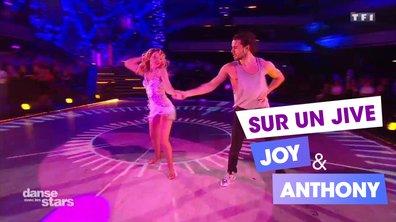 """Sur un Jive, Joy Esther et Anthony Colette (""""J'irai où tu iras"""" de Céline Dion)"""