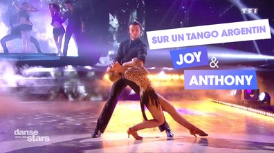 Sur un Tango argentin, Joy Esther et Anthony Colette (Moulin Rouge)