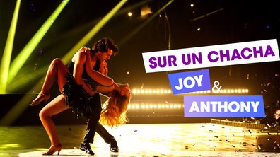 Sur un Cha Cha, Joy Esther et Anthony Colette (Treasure)