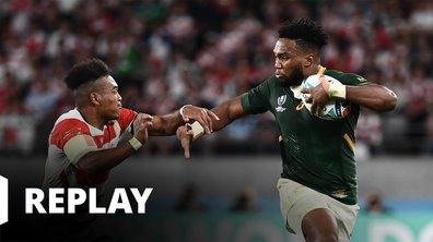 Japon - Afrique du Sud (Coupe du monde de rugby - Japon 2019)