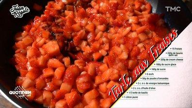 Juan régale : la meilleure tarte aux fraises du monde