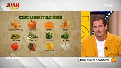 Juan régale : les légumes d'Halloween