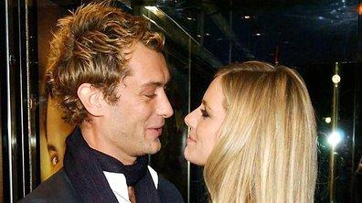 Sienna Miller s'attire les foudres de l'ex de Jude Law...