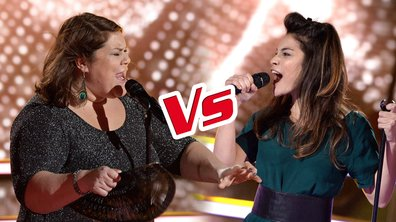 Julia Paul VS Audrey - « Rolling In the Deep » (Adele) (Saison6)