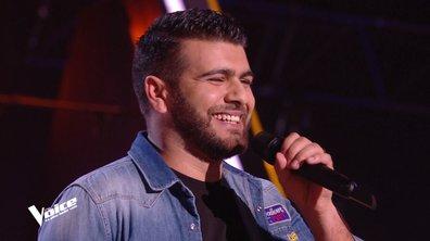 """The Voice 2020 - Julian """"déchire"""" la scène avec un tube reggaeton"""
