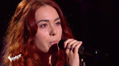 "The Voice 2021 - Julie chante ""Believe"" de Cher"