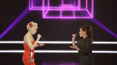 The Voice 4 : Jenifer répond à l'appel de Sweet Jane qui se qualifie pour l'Epreuve Ultime