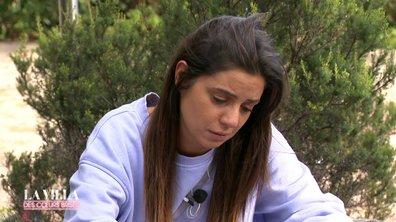 Julie veut quitter la villa dans l'épisode 79