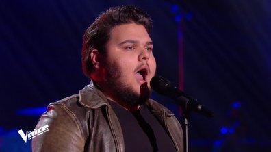 """The Voice 2021 – Julien chante """"Caruso"""" de Lucio Dalla"""