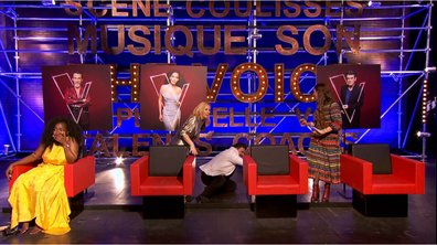 The Voice 2021 - [FUN] - BOUM ! La gamelle de Julien