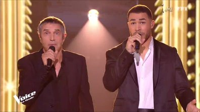 Julien Clerc et Pierre Danaë – « For Me Formidable » (Charles Aznavour) en duo pour la finale 2019