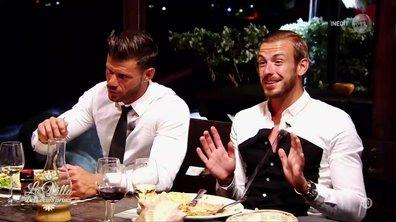 """Julien et Florent, les dragueurs dragués : """"tu veux du gingembre ?"""""""