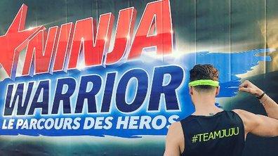 Julien de Secret Story est prêt à tenter le parcours de Ninja Warrior
