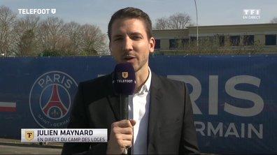 [Exclu Téléfoot 12/03] - Les dernières informations du PSG : Emery n'a jamais envisagé de démissionner, Maxwell a pris la parole après la déroute face au Barça